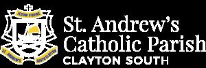 St Andrews Catholic Church Clayton South Logo